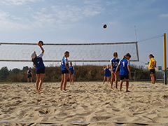 SVS Volleyball Trainingslager 12